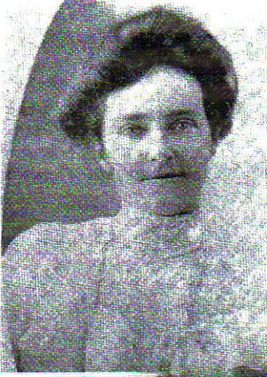 Christina (Kena) Fries (1868-1945), dotter till Otto Fries